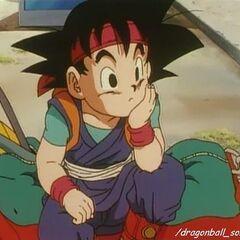 Goku Jr. en <a href=