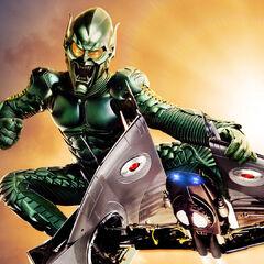 El Duende Verde en la trilogia de <a href=