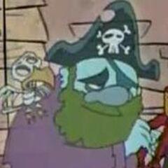 Capitán Barba Verde también en <a href=