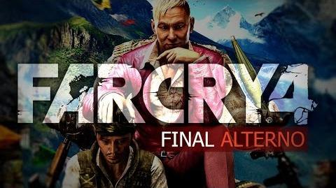 FarCry 4 - Final alternativo Español latino