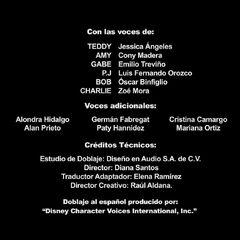 Créditos de la tercera temporada HD