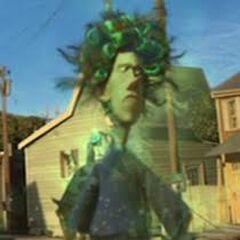 Fantasta con secador de pelo en <a href=