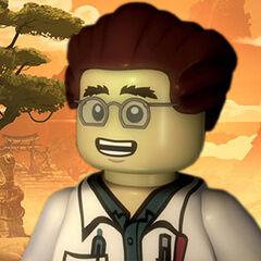 Dr. Julien (joven) en <a href=
