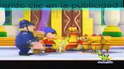 NODDY EN EL PAÍS DE LOS JUGUETES ( nuevo ) parte 1 - 1 2