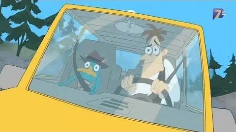 Phineas y Ferb - Prueba de Conducción Drusselstein