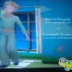 Creditos de doblaje personajes episodicos (Episodio 13)