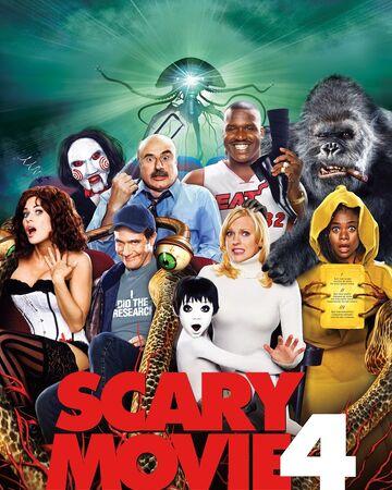Scary Movie 4 Doblaje Wiki Fandom