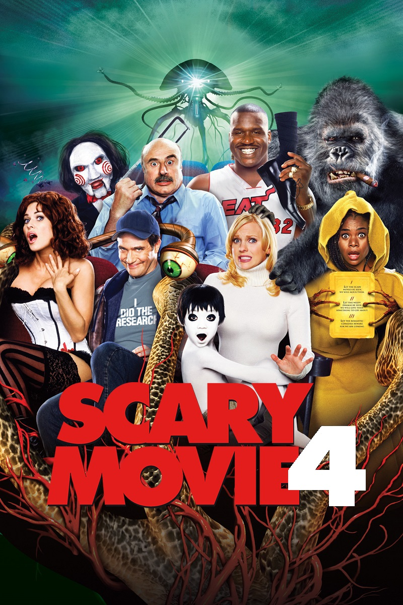 Scary Movie 4 | Doblaje Wiki | Fandom