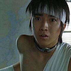 Shuya Nanahara en la novela <a href=