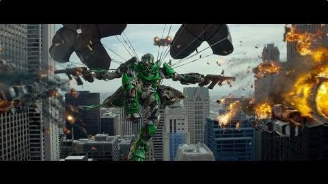 Transformers La Era De La Extinción - Primer Vistazo (Spot) (dub)