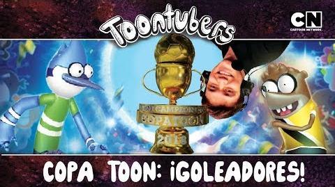 AHORA RIGBY VENCE EL MUNDIAL! Mordecai vs Rigby! Toontubers Cartoon Network