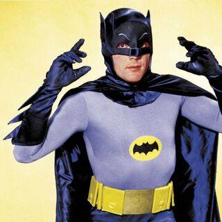 Batman de la Serie de TV de 1966 (Adam West).