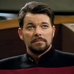 Comandante William T. Riker (<a href=