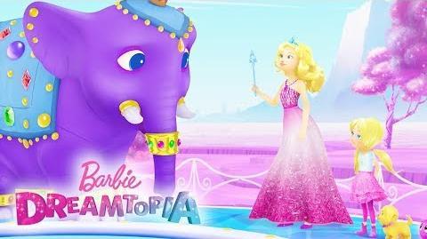 ¿Hiciste que volviera a aparecer mi corona? - Dreamtopia- La Feria - Barbie