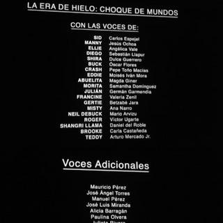 Créditos del cine (Latinoamérica).