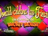 Donald celebra las fiestas: Un especial de Mickey Mouse