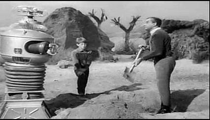 PERDIDOS EN EL ESPACIO 1965 (series) 1x16 1era temp