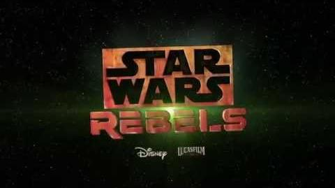 STAR WARS REBELS -- Primer Vistazo