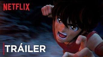 Saint Seiya Los Caballeros del Zodiaco Tráiler oficial Netflix