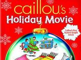 Caillou celebra la Navidad