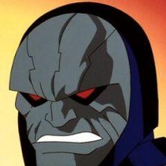 Darkseid (1ª voz) en <a href=