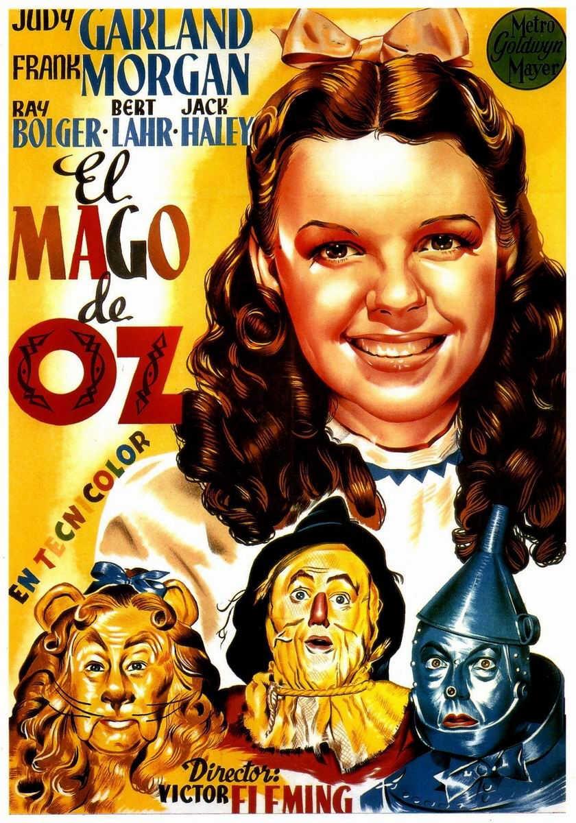 El Mago de Oz | Doblaje Wiki | Fandom