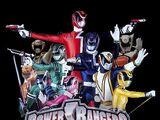 Power Rangers: Super Patrulla Delta