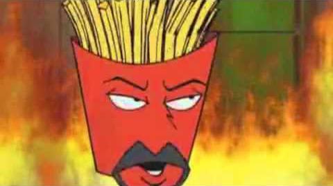 Si lo hiciste - Aqua Teen Hunger Force -Español Latino-