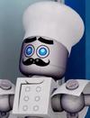 ChefEclair LegoNexoKnights