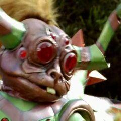Monstruo verde también en <a href=