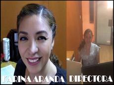 Perdona Nuestros Pecados Karina Aranda - directora -de- doblaje