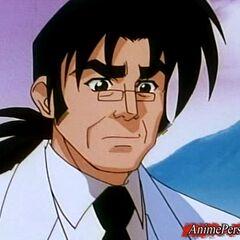 Profesor Ichiroubei Hiragi en <a href=