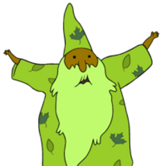 Mago del Bosque (2ª voz) también en <a href=