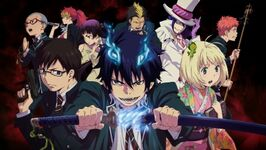 Ao no exorcist characters