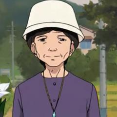 Mamá de Shizuko (epi. 14) en <a href=