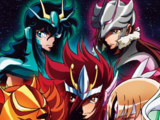 Los Caballeros del Zodiaco Omega