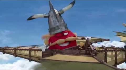 McDonald's - Como entrenar a tu dragón 2 Doblado