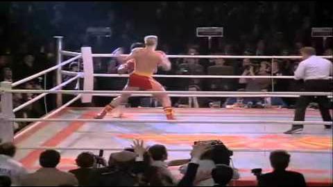 Rocky vs Ivan Drago - Parte 1 2 - Español Latino
