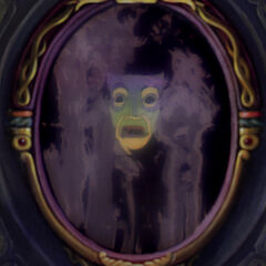 Espejo Mágico en el redoblaje de 2001 de <a href=
