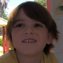 Wyatt Nelson (Hunter Rey) en <a href=