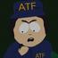 Agente de la ATF 1 SP