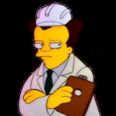 Jefe de inspectores (Temp. 2, ep. 17) también en <a href=