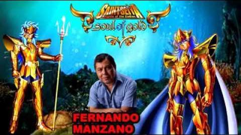 Comunicado del Actor de Doblaje Frenando Manzano