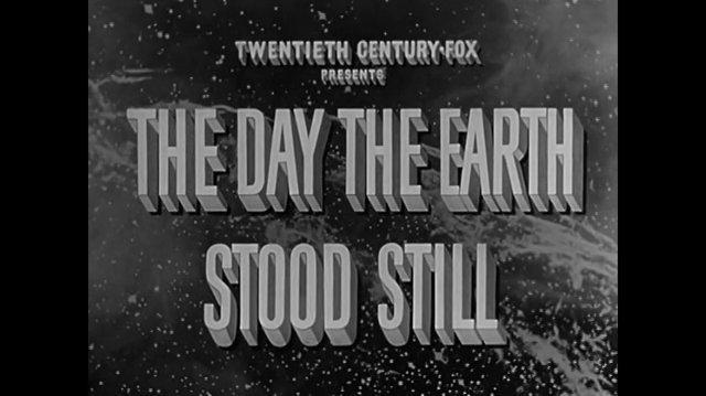 El día que paralizaron la tierra (1951) -Español Latino