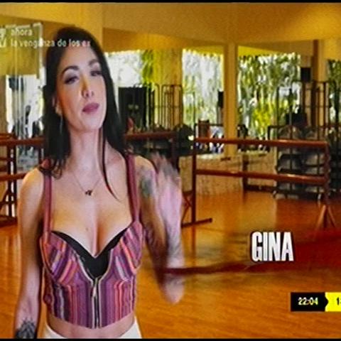 Gina Segura en <a href=