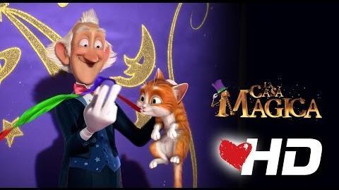 La Casa Mágica - Tráiler oficial de la película - Doblado al español