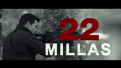 MILLA 22 EL ESCAPE (Mile 22) - TRL 2 Doblado Español
