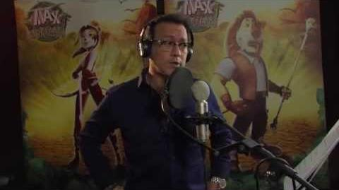 Max Dinoterra - Voces ecuatorianas