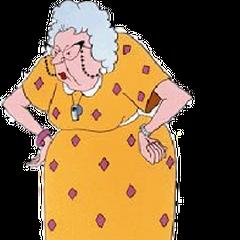 Maestra Muriel P. Finster en <a href=