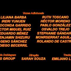 S01E06 (Error: reparto latino en donde debería ir el brasileño)
